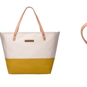 NEW • Petunia Pickle Bottom • Downtown Tote